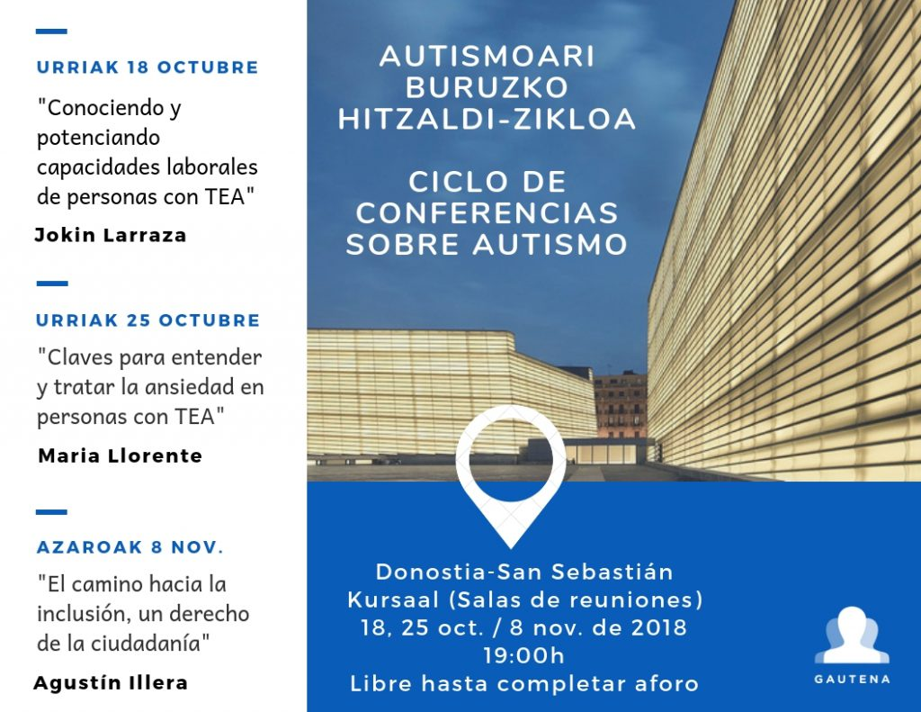 Ciclo de Conferencias sobre autismo