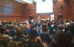 Conferencia de Maria Llorente